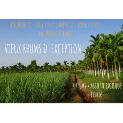 Vieux Rhums d'Exception