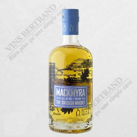 MACKMYRA BRUKS SWEDISH WHISKY