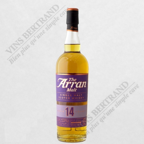 ARRAN 14 ANS SINGLE MALT