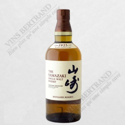 YAMAZAKI DISTILLERS RESERVE JAPONAIS