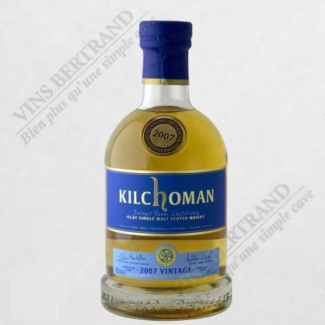 KILCHOMAN VINTAGE RELEASE