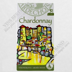 FONTAINE 5 L CHARDONNAY