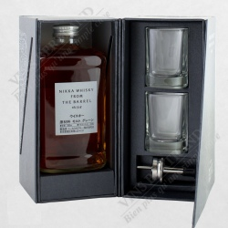 NIKKA FROM THE BARREL COFFRET 2 SHOTERS