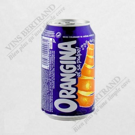 ORANGINA BOITE 33 CL