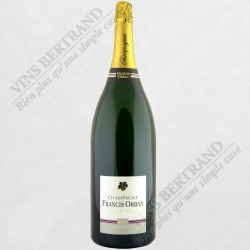 CHAMPAGNE FRANCIS ORBAN RESERVE JEROBOAM