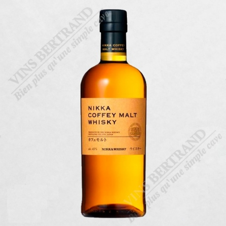 NIKKA COFFEY MALT OF