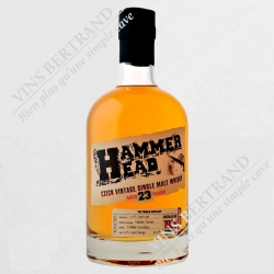HAMMER HEAD 23 ANS SINGLE MALT