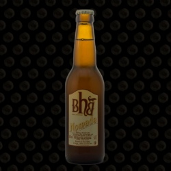 BIERE BHB BLANCHE NOMADE 33 CL