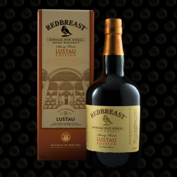 REDBREAST LUSTAU EDITION SHERRY FINISH