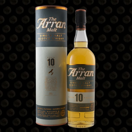 ARRAN 10 ANS SINGLE MALT