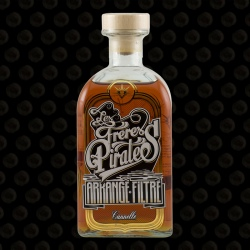 RHUM FRERES PIRATES CANNELLE