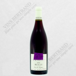 DOMAINE MICHEL BRIDAY Rully rouge