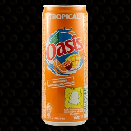 OASIS TROPICAL BOITE 33 CL