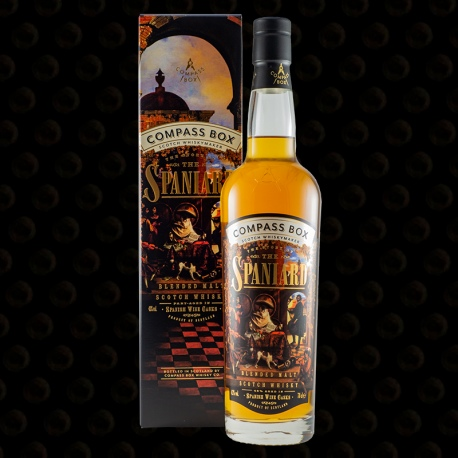 THE STORY OF THE SPANIARD COMPASS BOX
