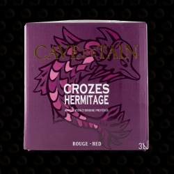 FONTAINE 3 L CROZES HERMITAGE CAVE DE TAIN