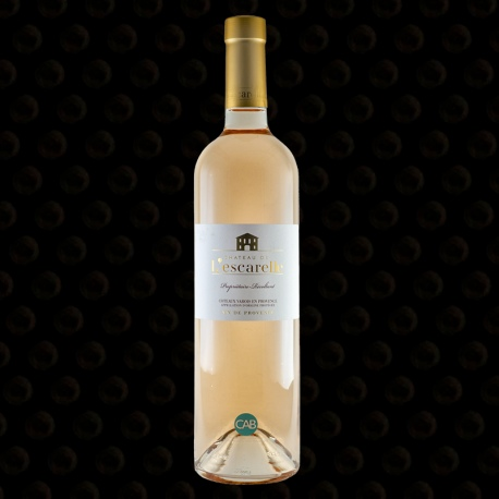CHATEAU DE L' ESCARELLE ROSE 75 CL