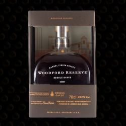 WOODFORD BOURBON DOUBLE OAK