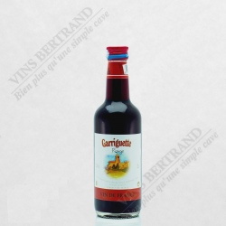 VDP GARIGUETTE ROUGE  25 CL