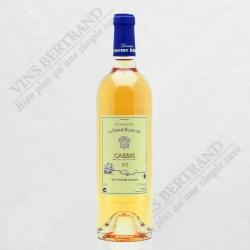 CASSIS LA FERME BLANCHE ROSE 75 CL