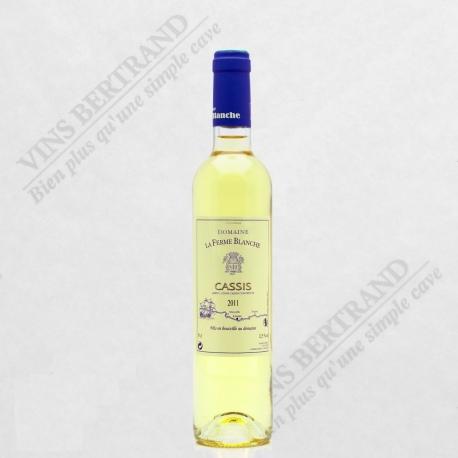 CASSIS FERME BLANCHE BLANC 50 CL