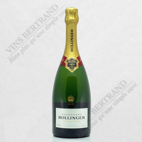 CHAMPAGNE BOLLINGER CLASSIC SPECIAL CUVEE