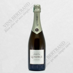 CHAMPAGNE LENOBLE DOSAGE ZERO BRUT NATURE