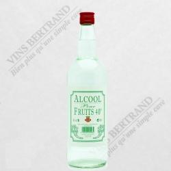 ALCOOL POUR FRUITS 40°