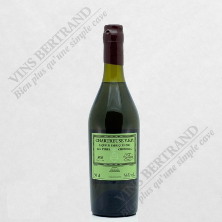 CHARTREUSE VERTE VEP 50 CL