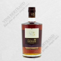 ARMAGNAC LAUBADE INTEMPOREL  N°5