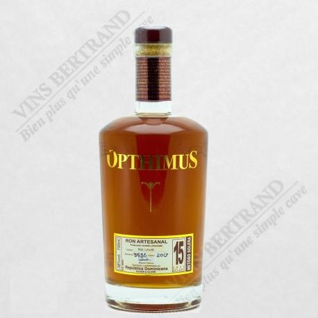 RHUM OPTHIMUS 15 ANS