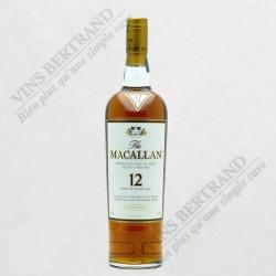 MACALLAN 12 ANS SHERRY OAK