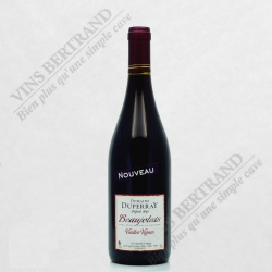 BEAUJOLAIS ROUGE DUPERRAY