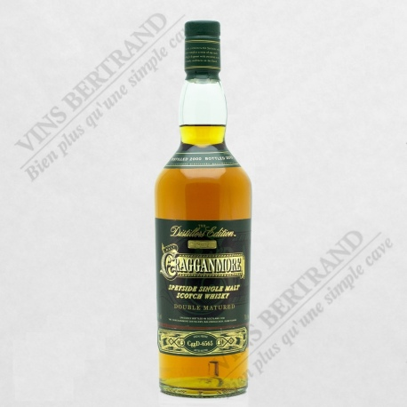 CRAGGANMORE DOUBLE MATURED