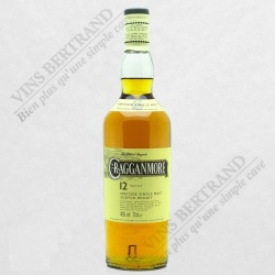 CRAGGANMORE CLASSIC 12 ANS