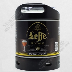 MINI FUT LEFFE ROYALE 6 L POUR MACHINE PERFECT DRAFT