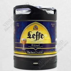 MINI FUT LEFFE RITUEL 6L POUR MACHINE PERFECT DRAFT
