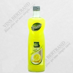SIROP JUCCI CITRON ACIDE TEISSEIRE