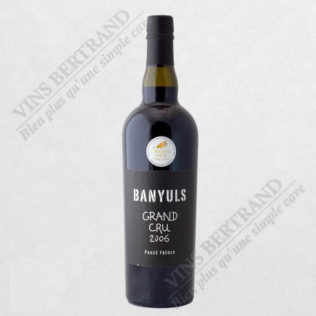 BANYULS GRAND CRU ROUGE