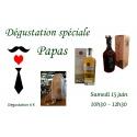 Dégustation spéciale « Papas »