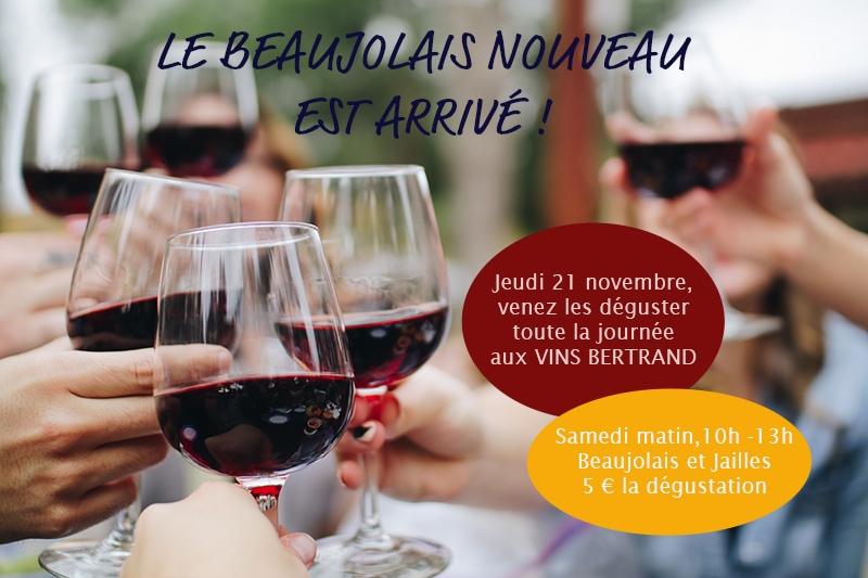 Beaujolais et Jailles