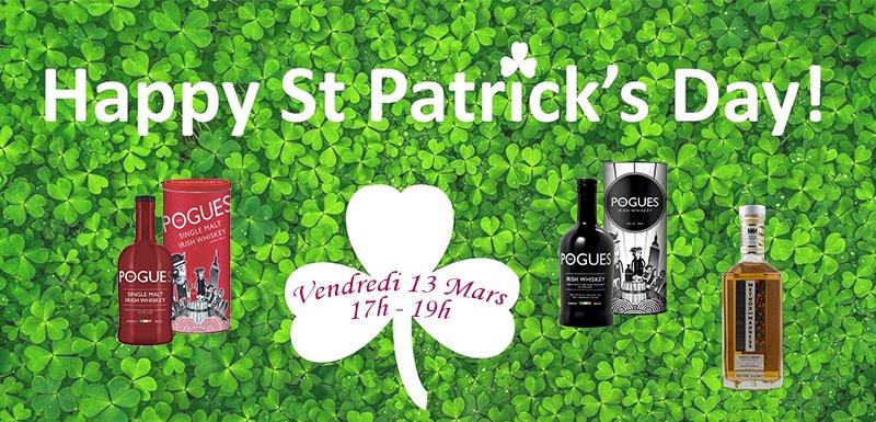 Spéciale St. Patrick
