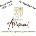 Hautes-Alpes : Domaine Allemand